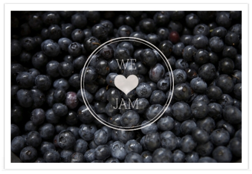 We heart Jam from 100 Layer Cake